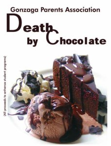 Death by Chocolate Poster