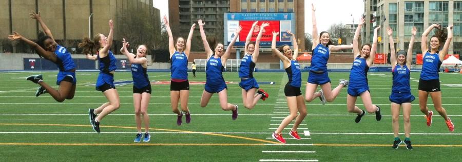 jumping girls 2